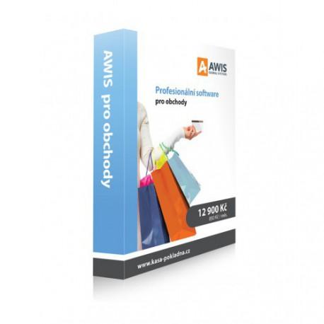 Pokladní software AWIS pro obchody