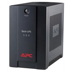 Záložní zdroj APC Back-UPS 500VA
