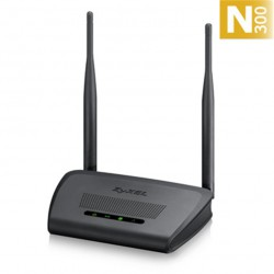 ZyXEL Router WLAN N300