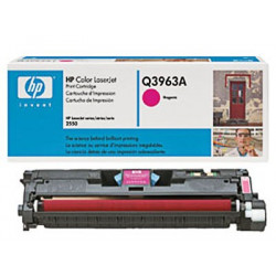 Originální toner HP Q3961A (122A), azurový, 4000 stran
